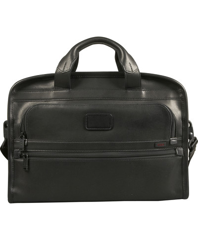 TUMI 96101 Alpha Slim Deluxe Leather Portfolio スリム・デラックス